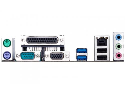 Материнская плата Gigabyte GA-H110-D3A (rev. 1.0) (ATX, LGA1151, Intel H110, 2 x DDR4, VGA, PCI-e 3.0, COM, LPT), вид 4