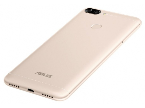 Смартфон Asus ZenFone Max Plus ZB570TL 3/32Gb, золотистый, вид 2