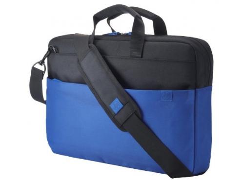 Сумка для ноутбука HP Duotone BriefCase 15.6, синяя, вид 1