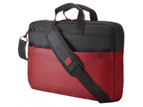 Сумка для ноутбука HP Duotone BriefCase 15.6, красная, вид 1