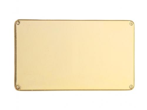 Корпус для жесткого диска AgeStar 31UB2A15 (2.5'', SATA - microUSB3.1b), золотистый, вид 4