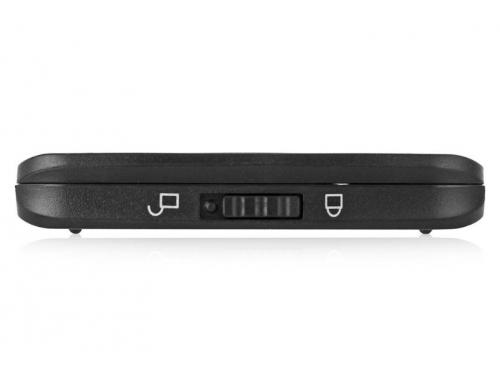 Корпус для жесткого диска AgeStar 31UB2A12C (2.5'', SATA - microUSB3.1c), чёрный, вид 3