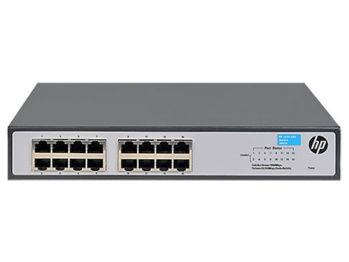 Коммутатор (switch) HP 1420-16G, вид 2