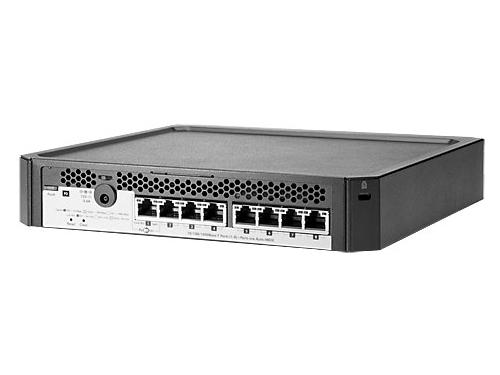 Коммутатор (switch) HP PS1810-8G (J9833A), вид 1