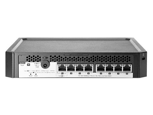 Коммутатор (switch) HP PS1810-8G (J9833A), вид 2