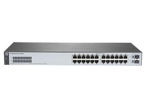 Коммутатор (switch) HP 1820-24G (J9980A), вид 1