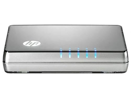 Коммутатор (switch) HP 1405-5G v2 (J9792A), вид 1