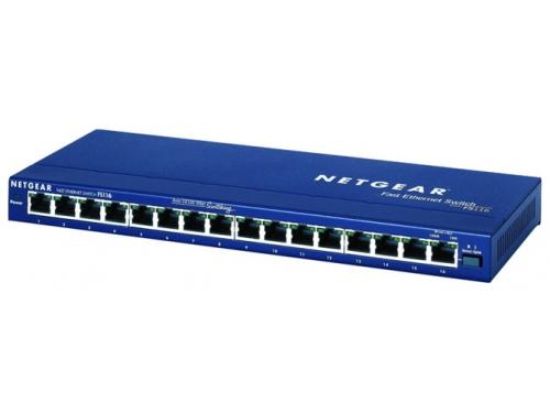 ���������� (switch) Netgear FS116GE (FS116GE), ��� 1