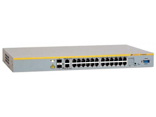Коммутатор (switch) Allied Telesis AT-8000S/24-50, вид 1