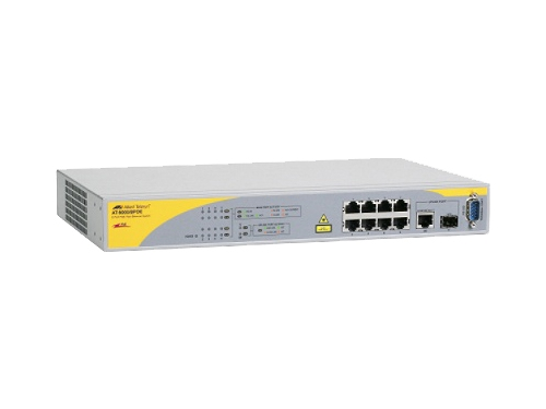 Коммутатор (switch) Allied Telesis AT-8000/8POE-50, вид 1
