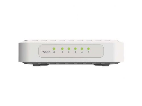 Коммутатор (switch) NETGEAR FS605-400PES, вид 2