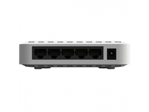 Коммутатор (switch) NETGEAR FS605-400PES, вид 3