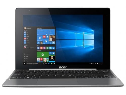 Планшет Acer Aspire Switch 10 2/64Gb WiFi С +докстанция SW5-014-1799, серый, вид 2