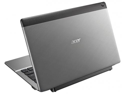 Планшет Acer Aspire Switch 10 2/64Gb WiFi С +докстанция SW5-014-1799, серый, вид 8