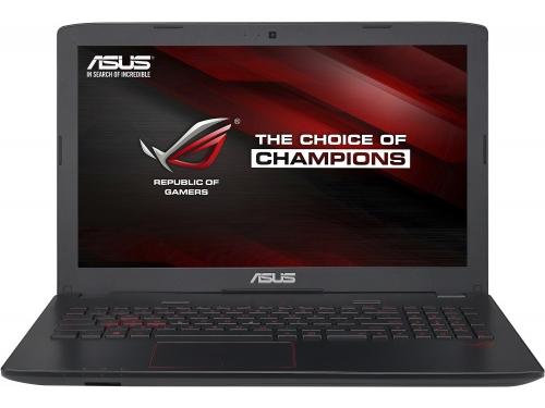 Ноутбук ASUS GL552VW-CN480T 15.6 FHD/i7-6700HQ/8Gb/2Tb+128GSSD/GTX960M 2Gb/W10, вид 1