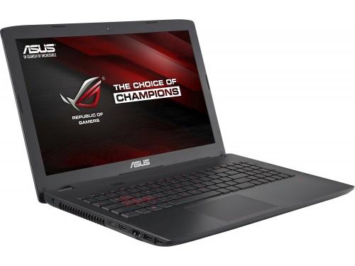 Ноутбук ASUS GL552VW-CN480T 15.6 FHD/i7-6700HQ/8Gb/2Tb+128GSSD/GTX960M 2Gb/W10, вид 4