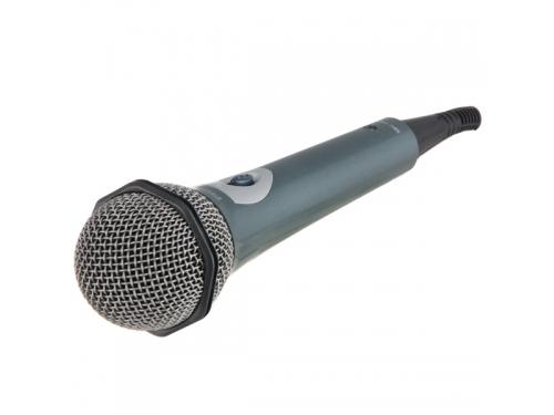 Микрофон мультимедийный Philips SBC MD150/00, моно, динамический, проводной, вид 1
