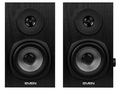 Компьютерная акустика Sven SPS-575 2.0 черные, вид 2