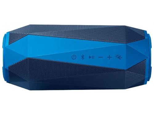 Портативная акустика Philips Shoqbox SB500A/00, синяя, вид 2