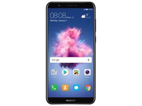 Смартфон Huawei P Smart черный (FIG-LX1), вид 1