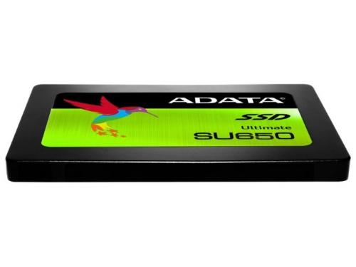 Жесткий диск SSD Adata Ultimate SU650 240Gb, SATA III, 2.5, вид 3