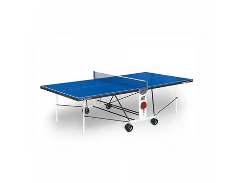 Стол теннисный Start Line Compact LX с сеткой синий, вид 1