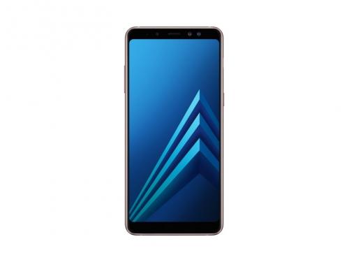 Смартфон Samsung Galaxy A8+ (2018) SM-A730, синий, вид 1