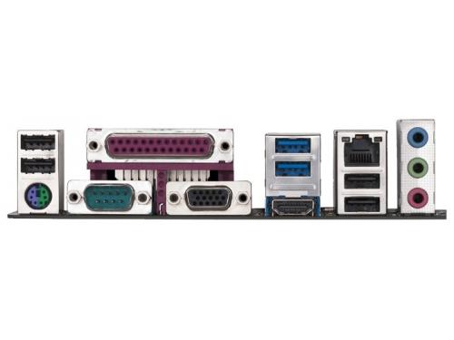 Материнская плата Gigabyte GA-E3800N Dual-Core, HDMI+D-SUB, 2xDDR3, PCI-e x16 2xSATA3, USB3.0, mini-ITX, RTL, вид 3
