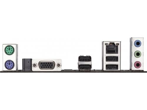 Материнская плата Gigabyte GA-78LMT-S2 R2 AM3+, AMD 760G , вид 3