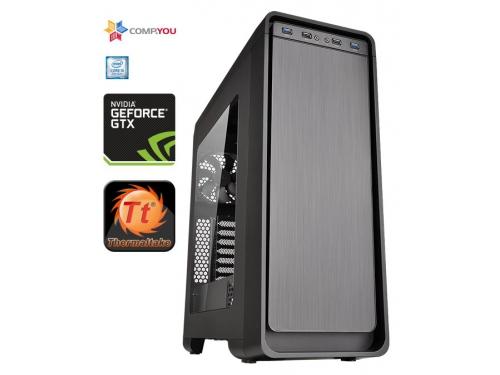 Системный блок CompYou Game PC G777 (CY.616366.G777), вид 1