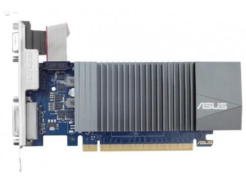 Видеокарта GeForce Asus GT710-SL-2GD5 2Gb, вид 1