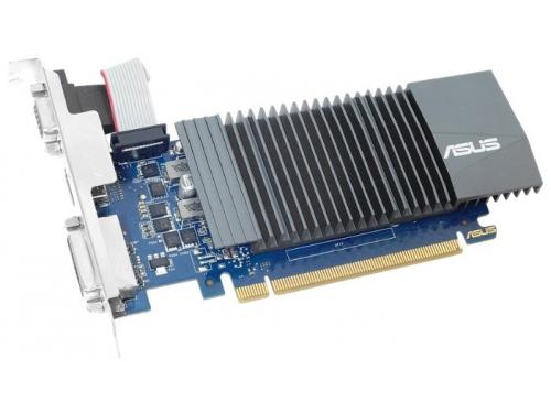 Видеокарта GeForce Asus GT710-SL-2GD5 2Gb, вид 2