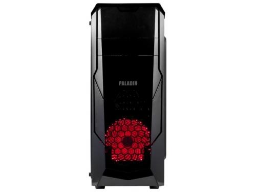 Корпус компьютерный 3Cott Paladin IV (без БП), черный, вид 2