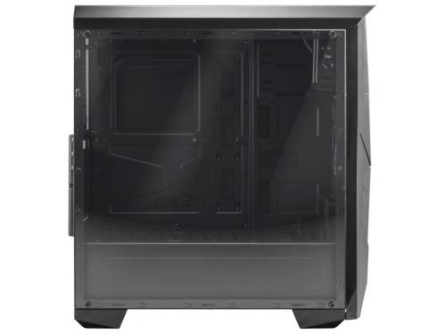 Корпус компьютерный 3Cott Paladin IV (без БП), черный, вид 4