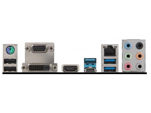 Материнская плата MSI B350 PC MATE (ATX, AM4, AMD B350, 4xDDR4), вид 2