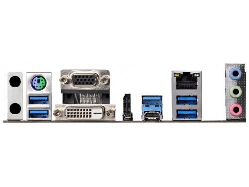 Материнская плата ASRock H270 PRO4 (ATX, LGA1151, Intel H270, 4xDDR4), вид 2
