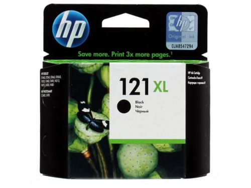 Картридж для принтера HP 121XL CC641HE Black, вид 2