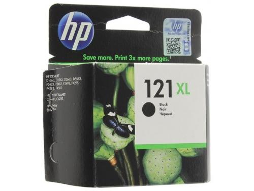 Картридж для принтера HP 121XL CC641HE Black, вид 3