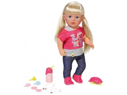 Кукла Zapf Creation Baby Born Сестричка 43 см 820-704 (интерактивная), вид 1