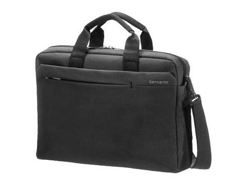Сумка для ноутбука Samsonite 41U*004, черная, вид 1