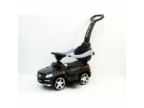 Каталка RiverToys Mercedes-Benz GL63 A888AA-H, черная, вид 1