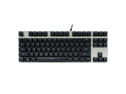 Клавиатура Rapoo V500 Alloy 17714 (Blue Switch), вид 2
