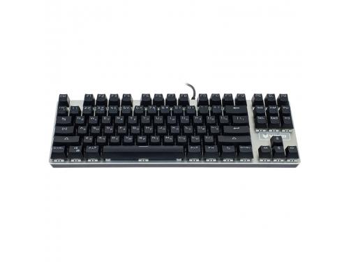 Клавиатура Rapoo V500 Alloy 17714 (Blue Switch), вид 3