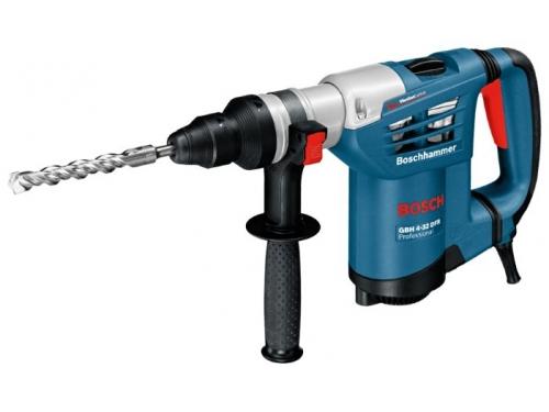 Перфоратор Bosch GBH 4-32 DFR, синий, вид 1