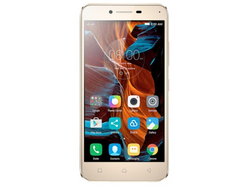 Смартфон Lenovo Vibe K5, золотистый, вид 1