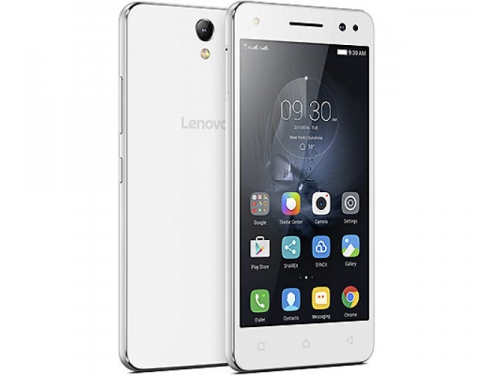 Смартфон Lenovo Vibe S1 Lite (Dual Sim, LTE), белый, вид 1