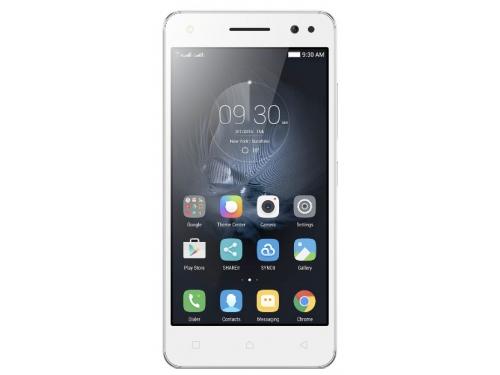 Смартфон Lenovo Vibe S1 Lite (Dual Sim, LTE), белый, вид 2