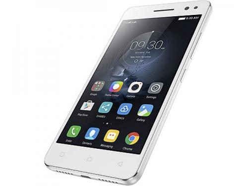 Смартфон Lenovo Vibe S1 Lite (Dual Sim, LTE), белый, вид 3