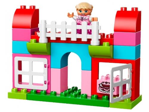 Конструктор LEGO Duplo 10571, Курочка и кролик, вид 2