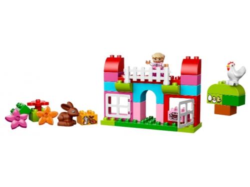 Конструктор LEGO Duplo 10571, Курочка и кролик, вид 3